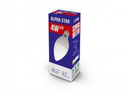 Alpha Star Led Sijalica E14 4W,Bela, 4000K, candle ( E14 4W NB )