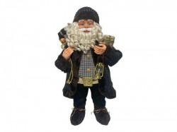 Artur deda mraz, crna, 80cm ( 740960 )