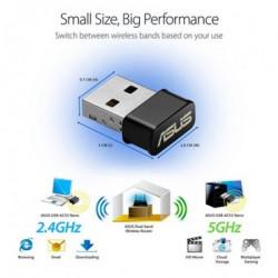 Asus USB-AC53 nano USB wireless ( 0431445 )