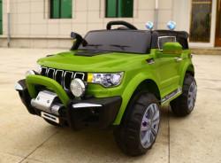 Automobil 274 Sport 4x4 na daljinsko upravljanje za decu - Zeleni