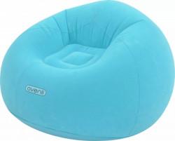 Avenli fotelja 105x105x65 cm - Plava ( 26-604300 )