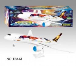 Avion sa svetlećim elementima ( 11/23519 )