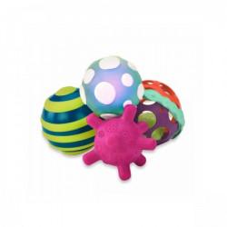B toys set loptica različitih tekstura ( 22312050 )