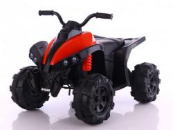 Bagi Quad Mini model 122 na akumulator za decu - Crveni
