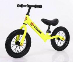 Balance BIKE Bicikl bez pedala Model 760 - Žuti
