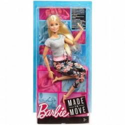 Barbie fitnes i joga instruktorka ( MAFTG80 )