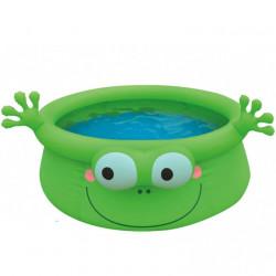 Bazen Žaba 175x62 cm - Zeleni ( 26-314000 )