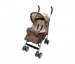 BBO Kolica za bebe onix plus - bez/braon ( BB0020 )