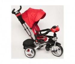 BBO tricikl sa muzikom - crveni ( YLT6088C )