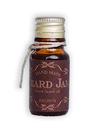 Beard Jam ulje za bradu Brown Oil 10ml