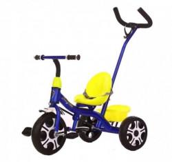 Bella Tricikl sa ručicom za guranje model 430 - Plavi