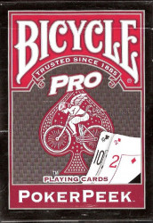Bicycle Pro Karte - Crvene ( 1017493R )