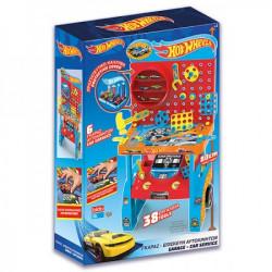 Bildo hot wheels radionica 9692 ( 21770 )