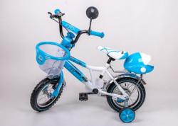 "BMX Spider Bicikl 12"" Plavo-beli"
