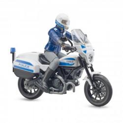 Bruder Motor Ducati polis sa policajcem ( 627317 )