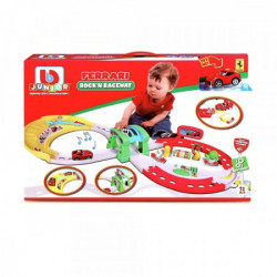 Burago junior rock and raceway set ( BU88802 )