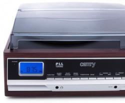 Camry CR1168 gramofon fm sd mmc usb bluetooth