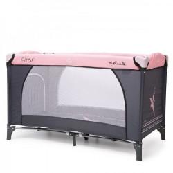 Cangaroo Krevet torba Star pink ( CAN6624PI )