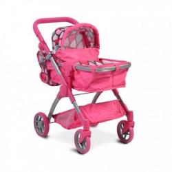 Cangaroo Vicky pink kolica za lutke ( CAN4833 )