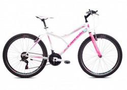 Capriolo MTB Diavolo 600/18ht belo-tirkiz bicikl ( 919325-17 )