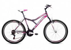 Capriolo MTB Diavolo 600fs/18ht sivo-pink bicikl ( 919316-17 )