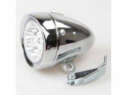 Capriolo svetla-prednja lampa sa led klasična nikl ( 181447 )