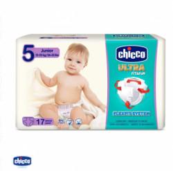 Chicco pelene ULTRA Junior 17X10 12-25kg,17kom ( A045762 )