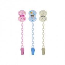 Chicco plastični lančić za lažu ( A049945 )