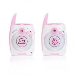 Chipolino Digitalni bebi alarm sa lampom Astro pink ( 710001 )