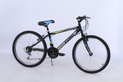 "Cubo Rapper 24""/7 Bicikl Crno-zelena ( BCK0306 )"
