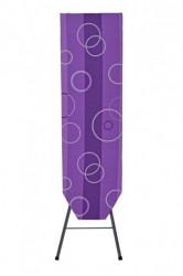 Daska za peglanje - ljubičasta - 115x33 cm