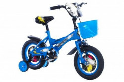 "Dečiji Bicikl Rocket Force 12"" plava ( 460457 )"