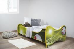 Dečiji krevet 160x80 cm (T1 160) FOOTBALL ( 7524 )