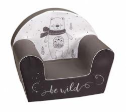 DeltaTrade fotelja stolica dt18 1950 polarni medved ( 452.189508 )