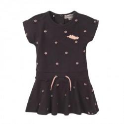 Dirkje haljina kratkih rukava devojčice ( A047373-7-122 )
