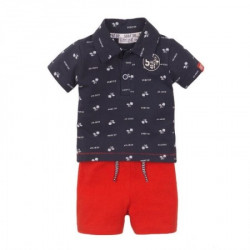 Dirkje komplet (polo majica i šorts), dečaci ( A047347-1-86 )