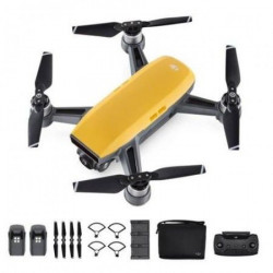 DJI DRON SPARK Fly More Combo, Sunrise Yellow ( 0562007 )