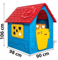 Dohany - Kućica za decu 106x98x90cm