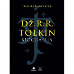 DŽ.R.R.Tolkin: Biografija-Hemfri Karpenter ( R0075 )