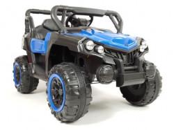 Džip Model 252 na akumulator za decu - Plavi