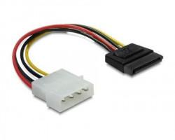 E-GREEN Kabl SATA molex za napajanje HDD 0.15m