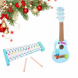 Edukativni paketić-Muzički instrumenti 1 - uzrast 3 - 5 godina