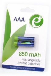 Energenie 850mAh AAA, PAK2 CK, ready-to-use punjive NiM baterije (rechargeable) ( EG-BA-AAA8R-01 )