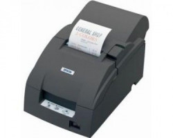 Epson TM-U220A-057S1 USB Auto cutteržurnal traka crni POS štampač