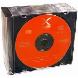 Extreme 2038 CD-R 700MB 52x Slim Case 10 kom