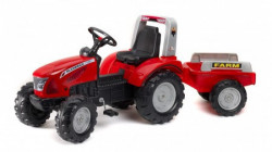Falk Traktor Mac Cormick na pedale ( 3020ab )