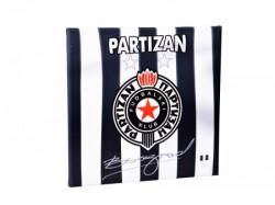 Fan, blind ram, Partizan, 25 x 25cm ( 301350 )
