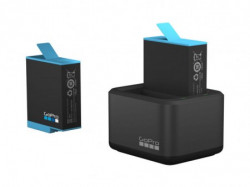 GoPro Dual Battery Charger + Battery ( Hero9 Black ) ( ADDBD-001-EU )
