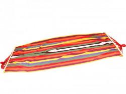 Haus ležaljka za ljuljanje crvena 200x80cm ( 0325294 )