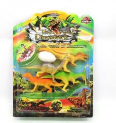 HK Mini igračka dinosaurus set 1 ( A042983 )